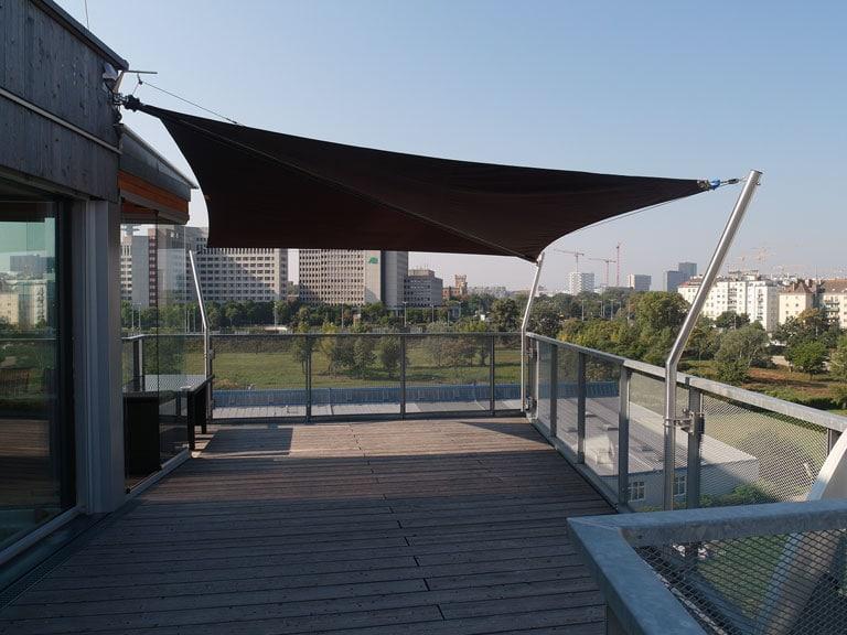 sonnensegel balkon befestigung sonnensegel balkon befestigung sonnensegel f r ihren balkon. Black Bedroom Furniture Sets. Home Design Ideas