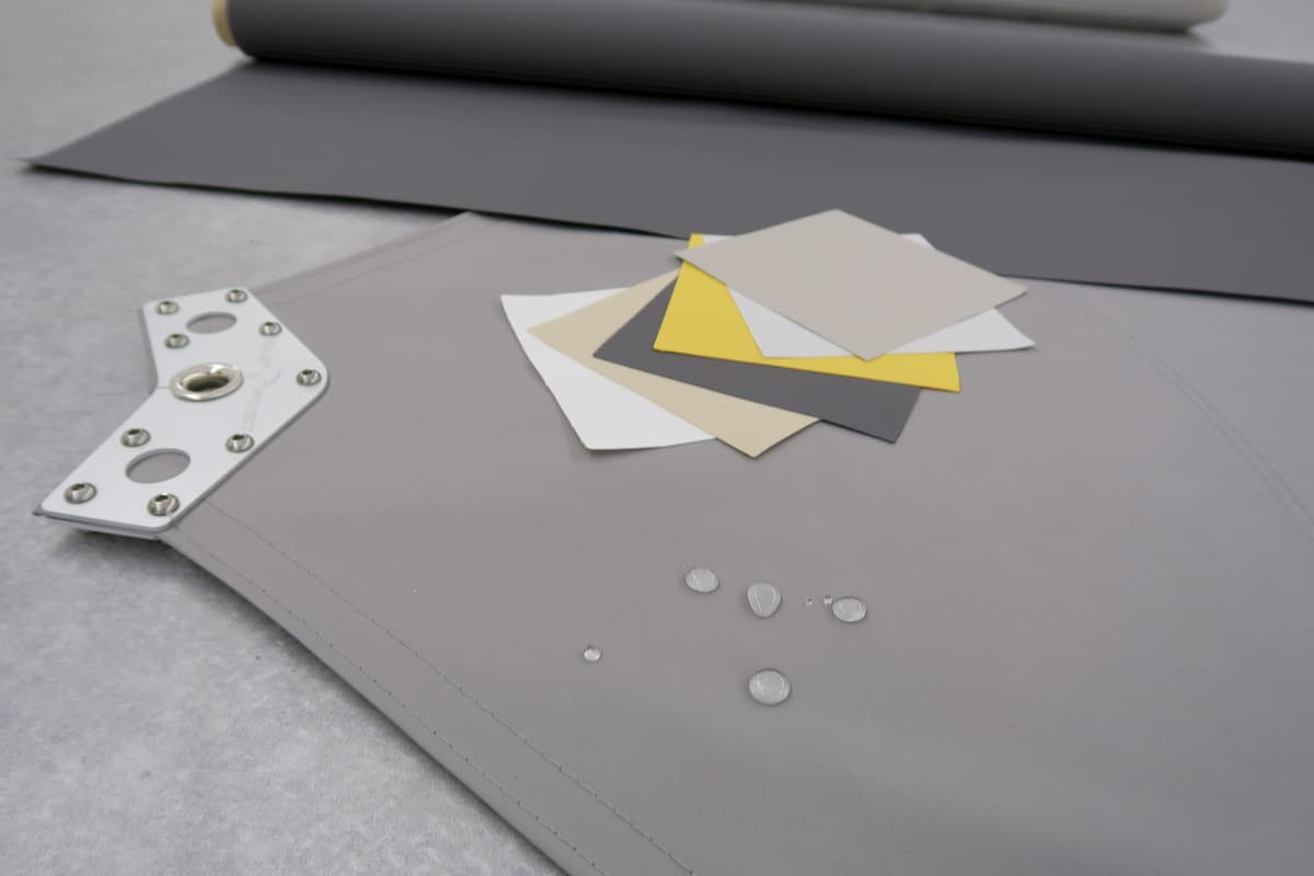 Technisches Polymer für Sonnensegel